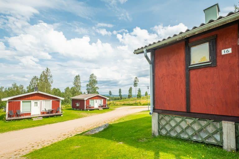 Swedish Roads - Ekesberget Stugby