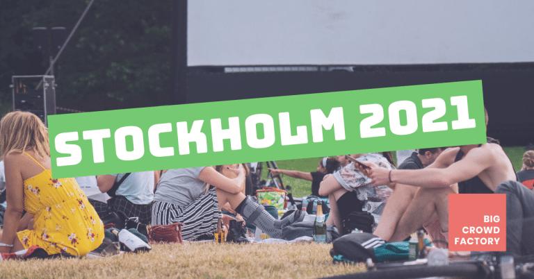 Utomhusbio i Helsingborg 2021