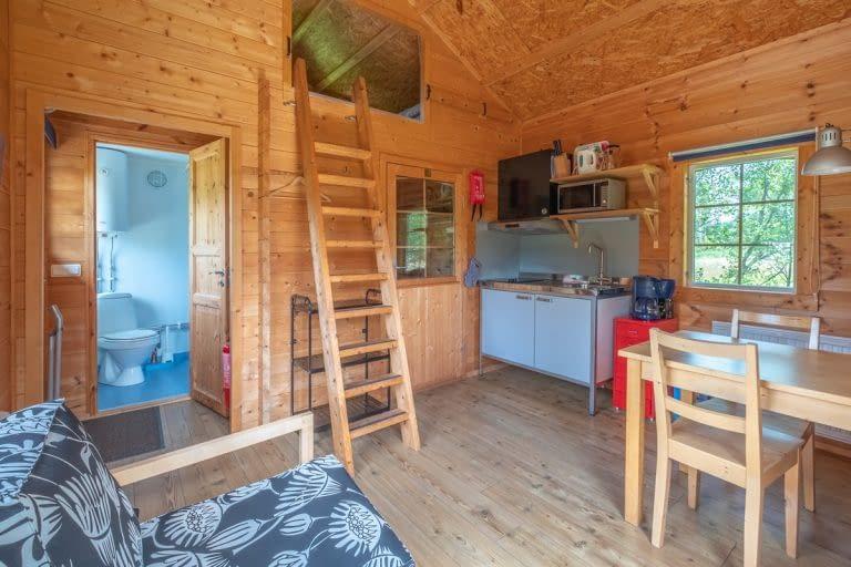 Swedish Roads - Yttermalungs Camping