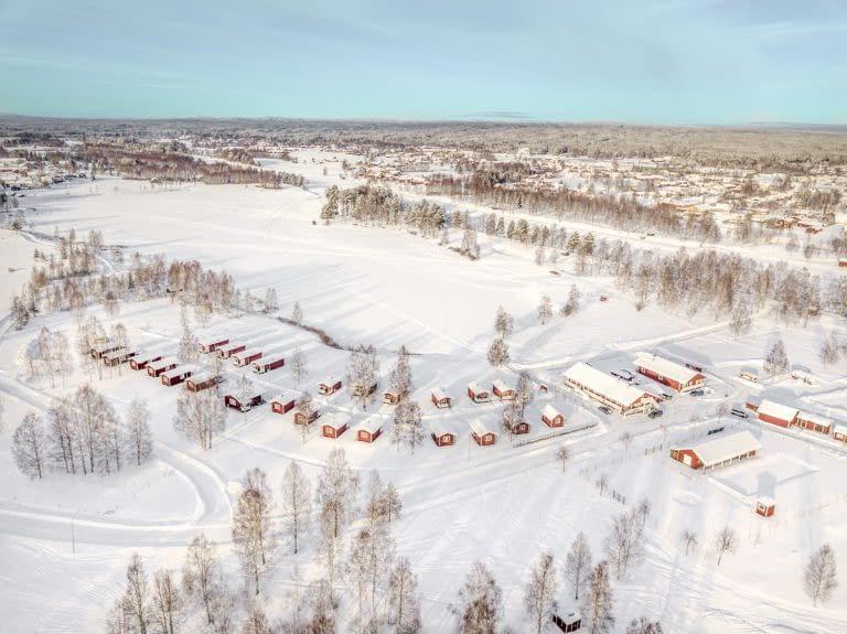 Swedish Roads - Malungs Camping